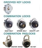 Tennsco Locker Locks
