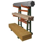 Single Sided Medium Duty Cantilever Rack