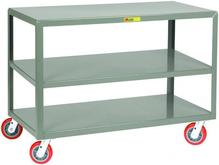 Little Giant Mobile Table - 3 Shelf - Model No. 3IP-2448-6PY
