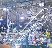 Overhead Conveyor Systems Metal Finishing Lines
