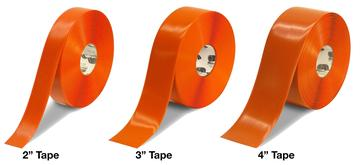 Orange Floor Tape