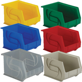 Lewis Bins PB108-7 Parts Bin in 6 different colors