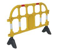 Vestil PHR-Y Plastic Interlocking Barriers