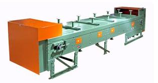 Padded Chain Drag Conveyor
