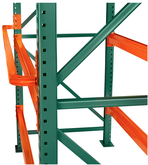 Quick Ship Hannibal Pallet Rack Pallet Backstops