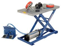 Vestil Pneumatic Scissor Lift Table Model No. AT-10