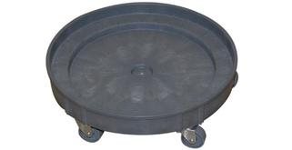 Wesco Polypropylene Drum Dolly
