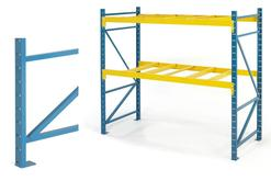 Steel King Quick Ship SK3000 Structural Pallet Racks