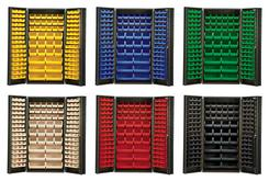 Quantum QSC-36 All-Welded Bin Cabinets