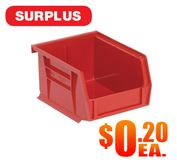 Quantum QUS210 Red Bins Surplus A2