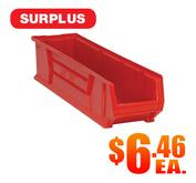 Quantum QUS970 Red Hulk Bins Surplus
