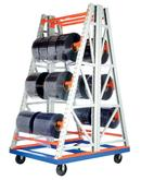 "RERC-CT-468 Double-Sided Reel Rack 108"" Height"