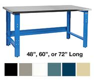 R-Series Workbenches with Stainless Steel Top BenchPro