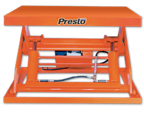 Presto Lift Wide Base Scissor Lift X3W24-20