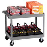"Tennsco SC-2436 24"" Wide Service Cart"