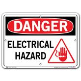 Vestil Danger Electrical Hazard