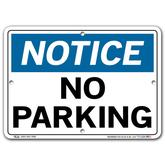 Vestil Notice No Parking