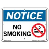Vestil Notice No Smoking