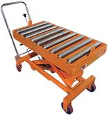 STF65R Roller Top Lift Table