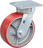 Stromberg STP6600 KPL Series Medium-Heavy Kingpinless Swivel Caster