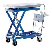 Vestil Scissor Cart with Built-In Scale Model No. CART-500-SCL
