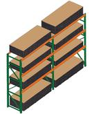 Stromberg Sheet Storage Racks