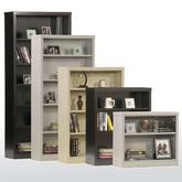 Sandusky SnapIt Bookcases with Adjustable Shelves