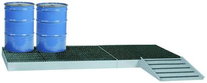 Little Giant Spill-Control Platform Model No. SSB-5176 with SSB-5151
