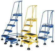 Vestil Commercial Spring Loaded Ladders