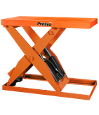 Presto Standard Duty Scissor Lifts