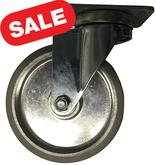 Stromberg 20 Series Gray Rubber Tread Casters Swivel
