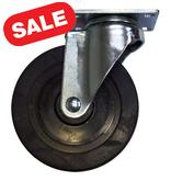 Stromberg 21 Series Soft Rubber Medium Duty Casters 3 Inch