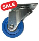 Stromberg 20-30S-A1-PB Polyurethane Casters Swivel Blue