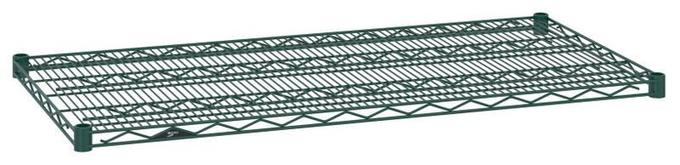Metro Super Erecta Designer Color Shelving - Hunter Green