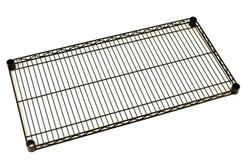 Metro Super Erecta Wire Shelves - Black Finish