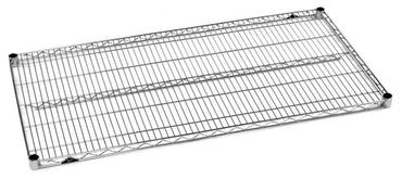 Metro Super Erecta Wire Shelves - Stainless Finish