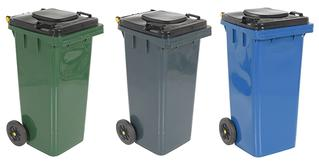 Vestil TH-32 Trash Cans