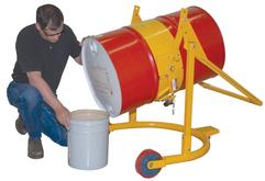 Value Drum Carrier and Dispenser