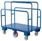 Vestil Vertical Panel Cart Model No. PANEL-V