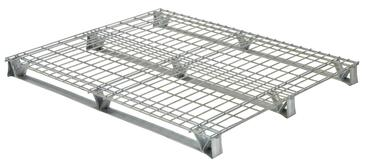 Vestil WMP-4048 Galvanized Welded Wire Pallets