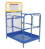 Vestil WP-3648-DD Dual Side Door Entry Work Platforms