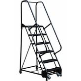 Vestil Standard Slope Ladders - ESD-Safe Design - Model No. LAD-PW-26-6-G-ESD