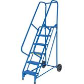 Vestil Roll-A-Fold Ladders Model No. LAD-RAF-6-P