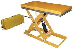 Vestil Work Station Electric Hydraulic Scissor Table