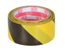 Vestil YB-282-R Yellow/Black Striped Floor Tape