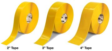 Yellow Floor Tape