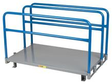 Little Giant Adjustable Sheet and Panel Rack Model No. ASR-3048