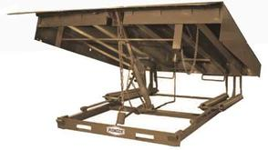 C Series Mechanical Pit Leveler