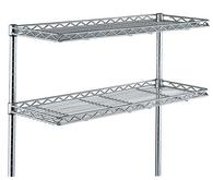 Metro Cantilever Shelves for Overhead