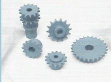 Custom-Machined UHMW Sprockets